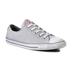 NEW converse - Dainty OX grey